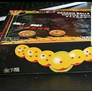 Other - Dragon Ball Z crystal ball set